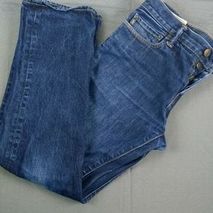 Abercrombie & Fitch jeans size 33w 32 long